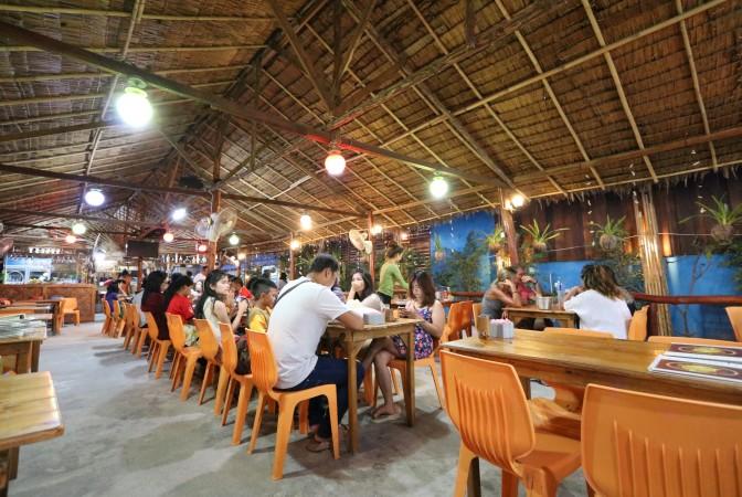 タイリペ島楽園ビーチリゾート_ウォーキングストリート2