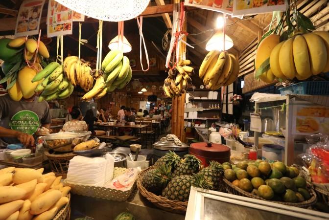 タイリペ島楽園ビーチリゾート_ウォーキングストリート3