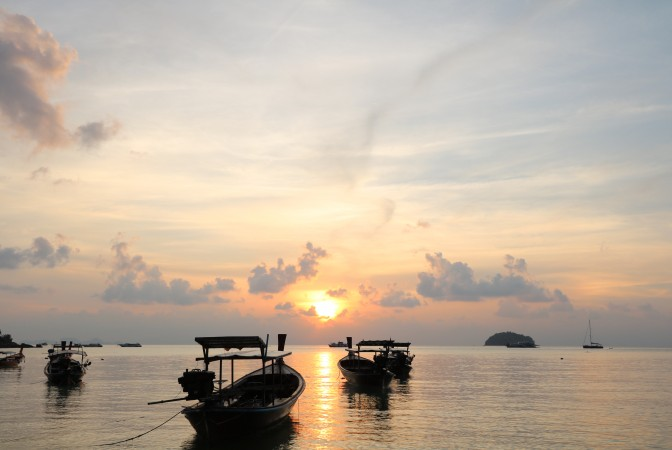 タイリペ島楽園ビーチリゾートサンライズ4