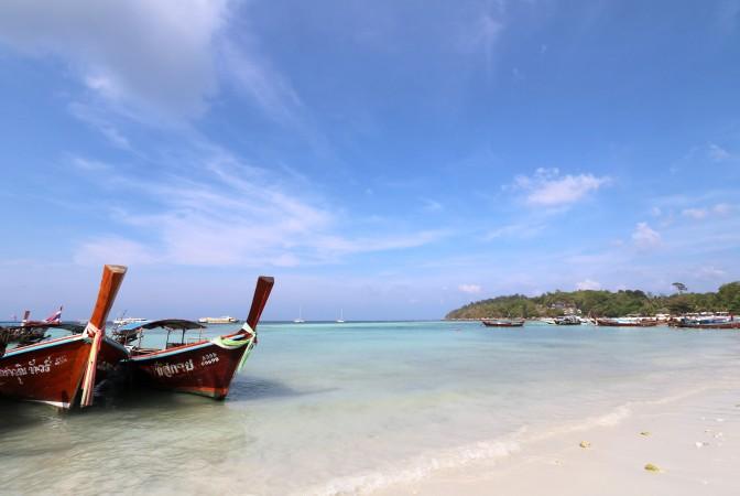 タイリペ島楽園ビーチリゾート絶景