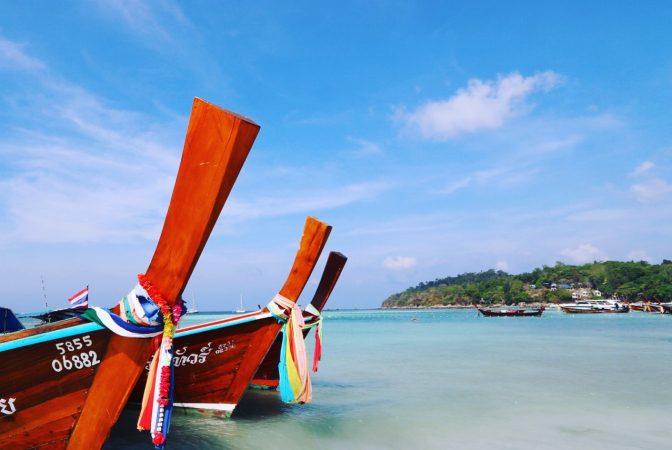 タイ 最後の楽園「リペ島」